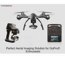 Yuneec Typhoon G Copter Set St10+ Steady Grip